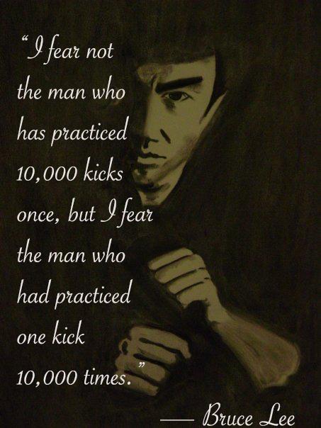 Bruce Lee copy